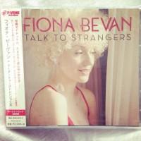 Talk To Strangers Fiona Bevan in Japan
